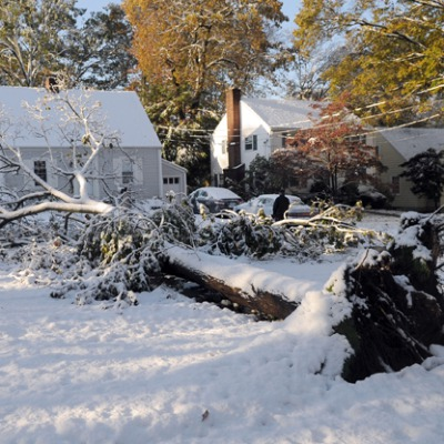 Conneticut Homeowners Face Major Home Damage After Back To