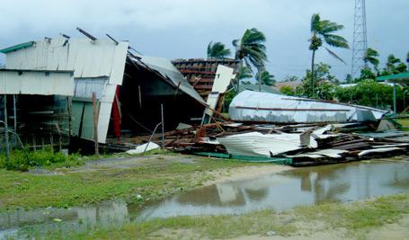 Hurricane Wind Damage Florida Public Insurance Adjuster