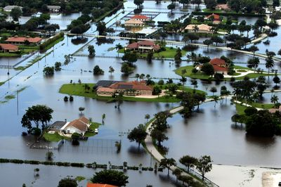 Palm Beach County Flooding Get Insurance Claim Help