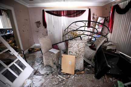 Vandalized Property Damage Vandalism To Rental Unit Get